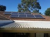 installed panels